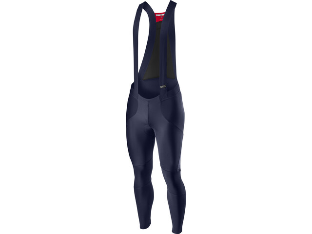 Castelli Sorpasso RoS Cuissard long Homme, savile blue